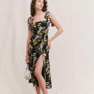 Reformation Twilight Dress in Sicilia *NEW*